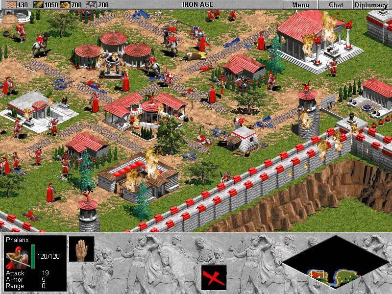 Игры / Age of Empires+3 Addons/Эпоха империй+3 Аддона (1997) .